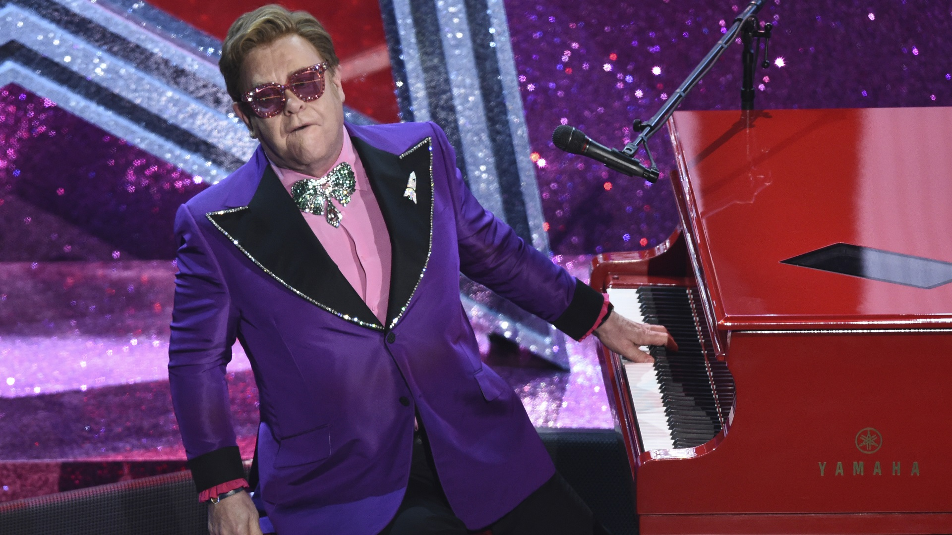 It's Elton John's birthday and he's got rare music for fans