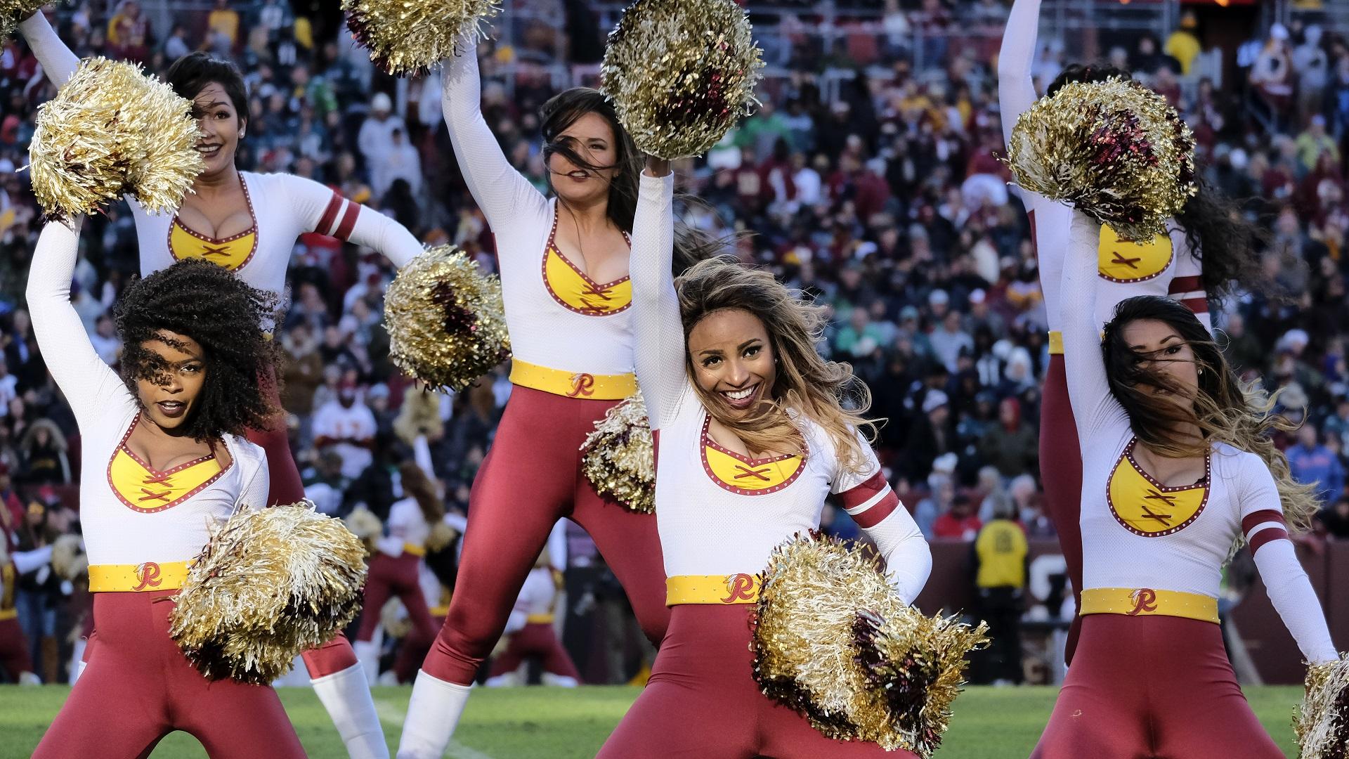 Washington replacing cheerleading team with coed dance team