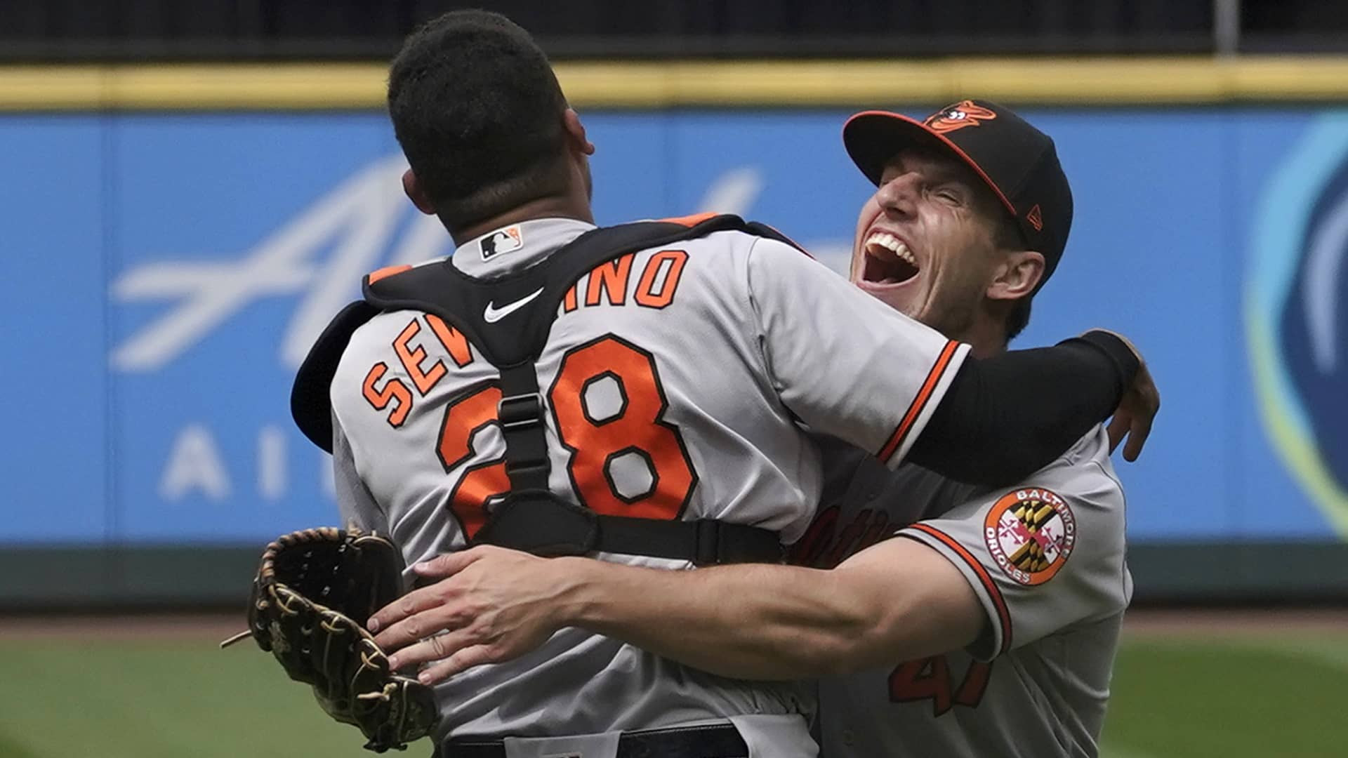 No-hitter means more for John Means and emerging Orioles