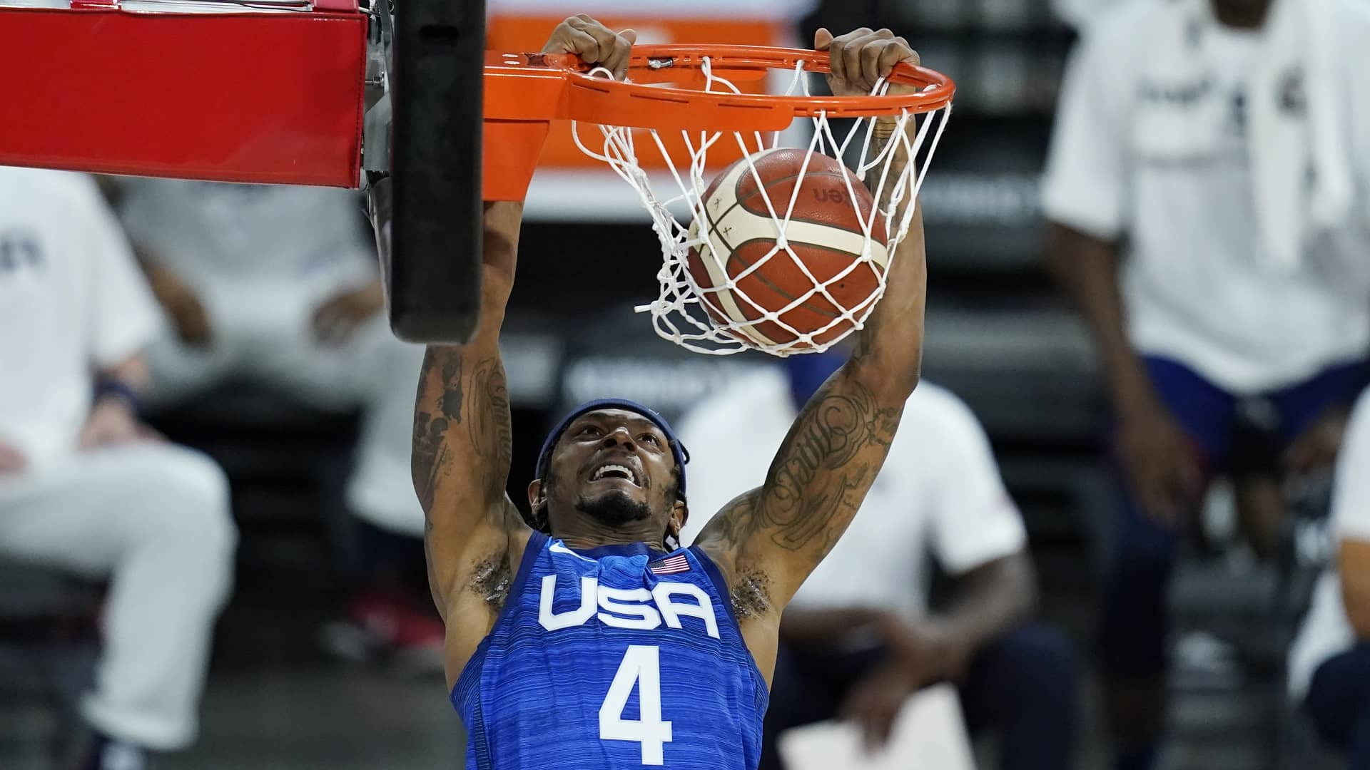 Bradley Beal out of Olympics for health and safety reasons